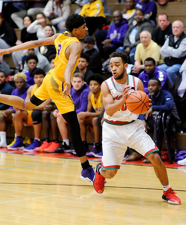 Don Knight | The Herald Bulletin<br /> Anderson hosted Marion on Tuesday.