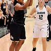 John P. Cleary | The Herald Bulletin<br /> Lapel vs Pendleton Hts. in girls basketball.
