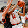 Don Knight | The Herald Bulletin<br /> Anderson hosted Harrison on Friday.