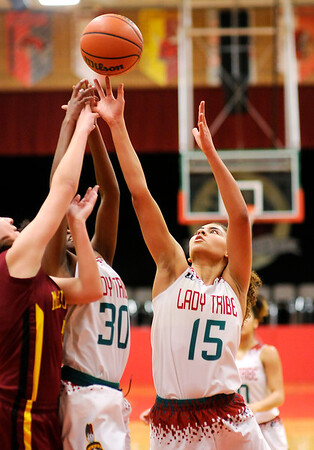 Don Knight |  The Herald Bulletin<br /> Anderson hosted McCutcheon on Friday.