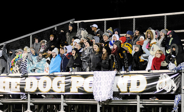 Don Knight   The Herald Bulletin<br /> Lapel hosted Eastbrook in the regional on Friday.