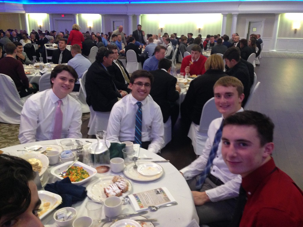 . John Kampf - The News-Herald Photos from the 36th annual Lake County Touchdown Club banquet, held Dec. 10, 2017.
