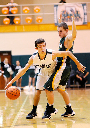Don Knight | The Herald Bulletin<br /> Pendleton Heights hosted Northeastern on Saturday.