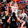 Don Knight |  The Herald Bulletin<br /> Frankton hosted Wapahani on Tuesday.