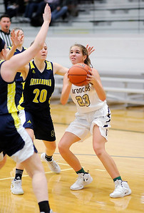 Don Knight | The Herald Bulletin Daleville hosted Shenandoah on Thursday.