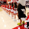 Don Knight |  The Herald Bulletin<br /> Frankton hosted Oak Hill on Friday.