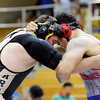 Don Knight | The Herald Bulletin<br /> County wrestling tournament at Pendleton Heights on Saturday.