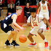 Don Knight   The Herald Bulletin<br /> Anderson hosted Shenandoah on Friday.