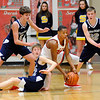 Don Knight | The Herald Bulletin<br /> Anderson hosted Shenandoah on Friday.