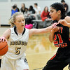John P. Cleary | The Herald Bulletin<br /> Liberty Christian vs Daleville in girls basketball.