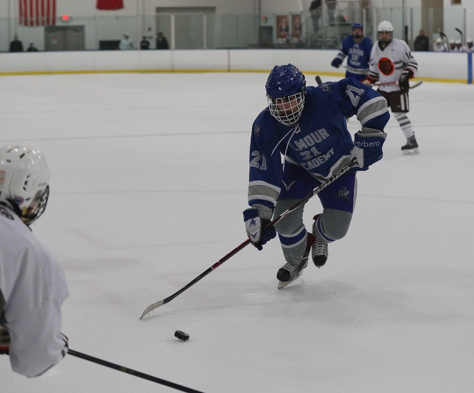. Tim Phillis - The News-Herald Photos from the Gilmour vs. Padua hockey game on Dec. 23, 2017.