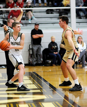 Don Knight   The Herald Bulletin<br /> Daleville hosted Lapel on Saturday.