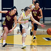 John P. Cleary | The Herald Bulletin<br /> Alexandria vs Shenandoah in girls basketball.