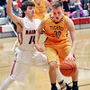 John P. Cleary |  The Herald Bulletin<br /> Alexandria vs Wapahani in boys basketball.