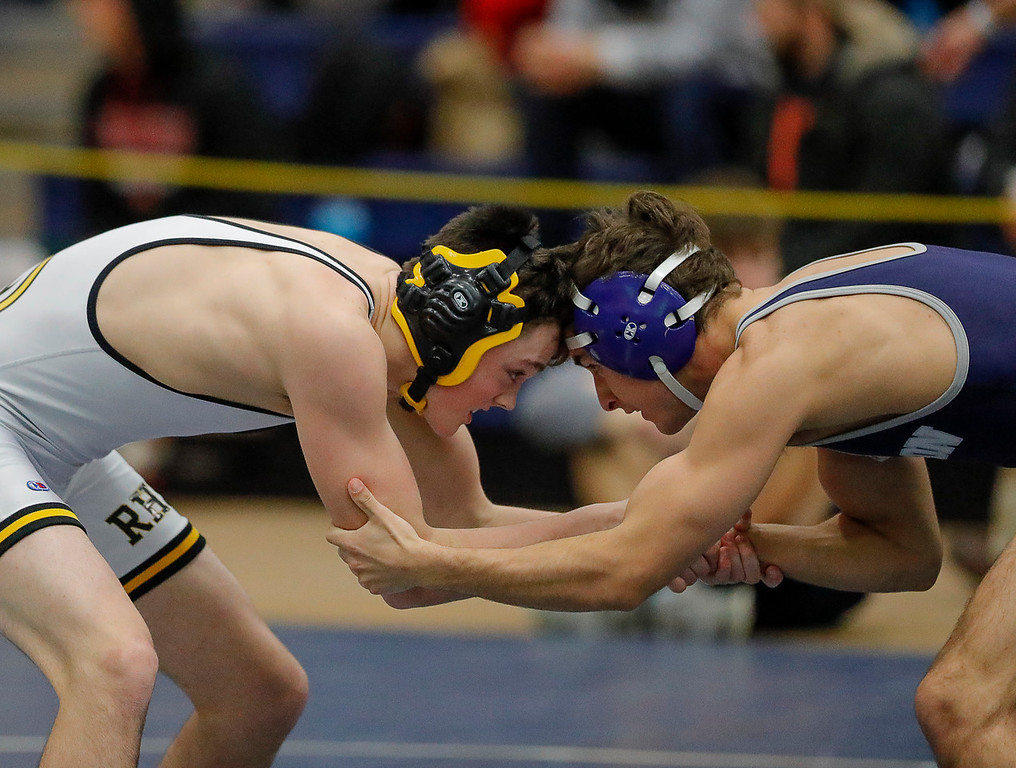 . Anton Albert - The News-Herald Photos from the Kenston Invitational wrestling tournament, with finals held Dec. 30, 2017.