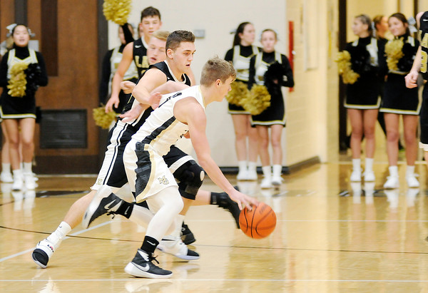 Don Knight | The Herald Bulletin<br /> Madison-Grant hosted Lapel on Saturday.