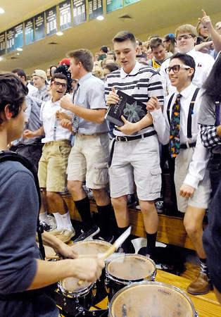 John P. Cleary   The Herald Bulletin<br /> Lapel vs PHHS in boys basketball.
