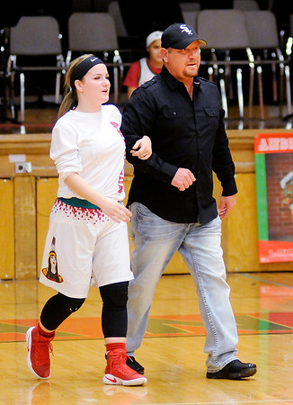Don Knight   The Herald Bulletin<br /> Anderson hosted Warren Central on Tuesday.