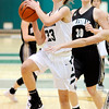 Don Knight |  The Herald Bulletin<br /> Pendleton Heights hosted Noblesville on Thursday.