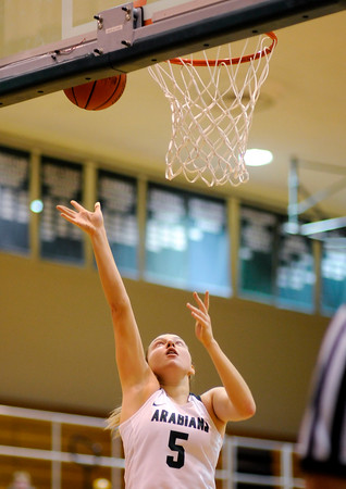 Don Knight   The Herald Bulletin<br /> Pendleton Heights hosted Delta on Thursday.