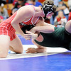 Don Knight | The Herald Bulletin<br /> Wrestling sectional at Elwood on Saturday.