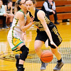 Don Knight |  The Herald Bulletin<br /> Madison-Grant faced Eastern in the first round of the Girls' Basketball Sectional at Alexandria on Tuesday.