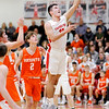 Don Knight | The Herald Bulletin<br /> Frankton hosted Hamilton Heights on Thursday.
