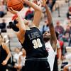 John P. Cleary    The Herald Bulletin<br /> Lapel vs AHS in girls basketball.