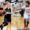 John P. Cleary |  The Herald Bulletin<br /> Lapel vs AHS in girls basketball.