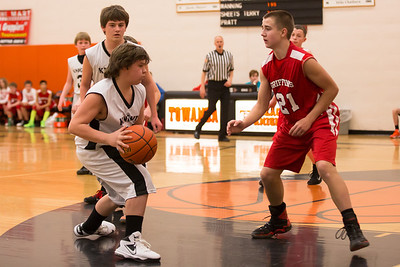 14 01 30 Tow 7th & 8th Gr BB v Griffins-013