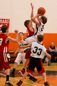 14 01 30 Tow 7th & 8th Gr BB v Griffins-051