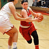 John P. Cleary |  The Herald Bulletin<br /> AHS vs Liberty Christian in MC Girls Basketball Tournament.