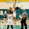 Don Knight | The Herald Bulletin<br /> Anderson faced Lapel in the Girls Madison County Tournament Championship at Pendleton Heights on Friday.