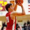 Don Knight | The Herald Bulletin<br /> Alexandria faced Frankton in the Madison County Championship on Saturday.