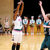 Don Knight | The Herald Bulletin<br /> Anderson played Pendleton Heights in the girls county basketball championship on Friday.