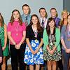 The 2012 Johhny Wilson Award nominees.