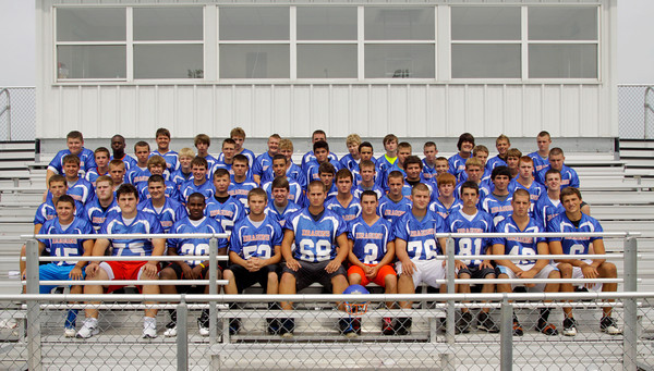 Silver Creek High School Varsity Football Team