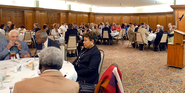 The 2013 Johnny Wilson Awards luncheon was held Wednesday at the Anderson Country Club.