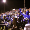 Charlestown fans packed Dutch Reis Field Friday night to watch the Pirates take on Gibson Southern in the 3A Regional. Staff photo by C.E. Branham
