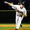 New Albany's Tanner Robison pitches during their home game against Floyd Central on Wednesday. Staff photo by Christopher Fryer