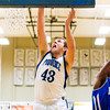 Providence center Nick Hayes goes up for a shot during the Pioneers' home game against Indianapolis Metropolitan on Friday. Staff photo by Christopher Fryer