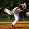 Henryville senior Cody Reister pitches during their game against Clarksville in the first round of the Providence sectional tournament on Wednesday. Staff photo by Christopher Fryer
