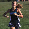 Providence runner Kori Siebert finished second in the Charlestown Invitational on Thursday. Staff photo by C.E. Branham