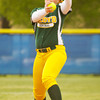 Floyd Central's Caroline Cato pitches during their game at Providence on Friday. Floyd Central won the game, 7-0. Staff photo by Christopher Fryer