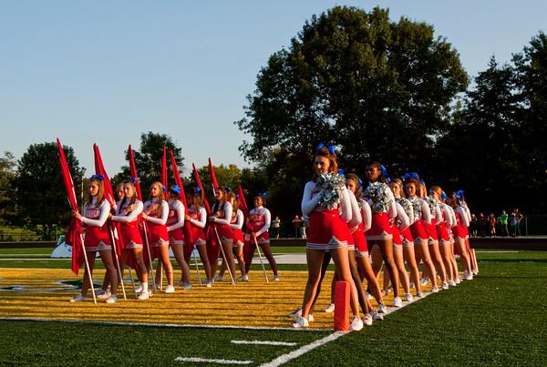Jeffersonville vs Floyd Central<br /> <br /> Staff photo by Christopher Fryer