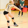 Don Knight | The Herald Bulletin<br /> Madison-Grant wins the county volleyball tournament at Elwood on Saturday.
