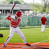 Jeffersonville's Bailey Falkenstein steps up to bat against Seymour on Thursday. Staff Photo By Josh Hicks