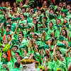 Floyd Central drew a large student section to Seymour High School for the Highlanders' 44-26 Class 4A Sectional Semifinals win over the Fighting Owls on Friday.