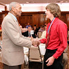 Don Knight | The Herald Bulletin<br /> Johnny Wilson Awards at the Anderson Country Club on Wednesday.