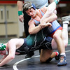 Don Knight |  The Herald Bulletin<br /> Madison County Wrestling Tournament at Anderson High School on Saturday.